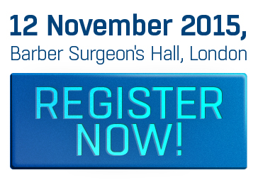 15th & 12th November, Barber Surgeon's Hall, London, Book Now